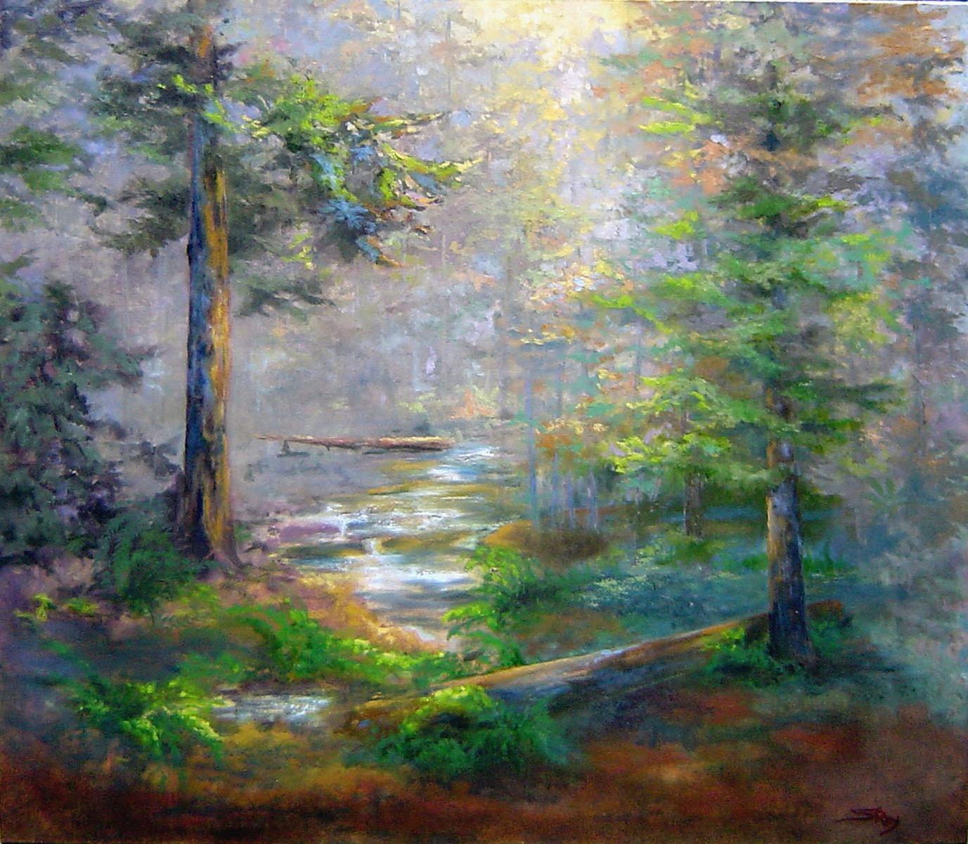 Ray_Forest-Dawns44X50